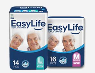 پوشک بزرگسال ایزی لایف 23000 تومان  easy life