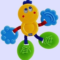 اسباب بازی و دندانگیر کودک چیکو