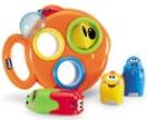 اسباب بازی نوزادی چیکو برای حمام